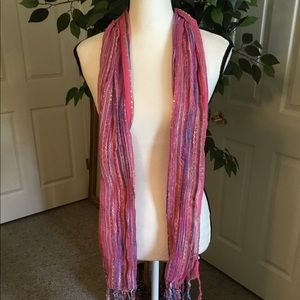 Accessories - Colorful and Sparkly Scarf